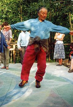 Танец Ваджры