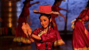 Тибетские песни