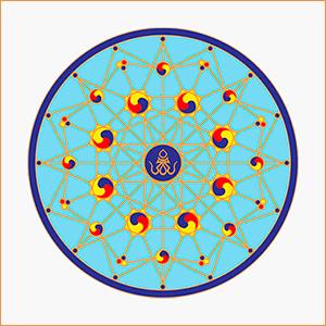 Символ международного гакьила